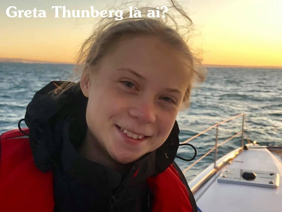 Greta Thunberg nhà hoạt động vì môi trường nhí