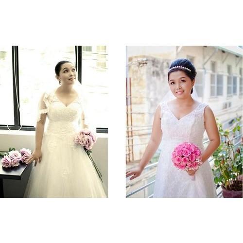 Bí quyết chọn váy cưới cô dâu phù hợp với dáng người-10