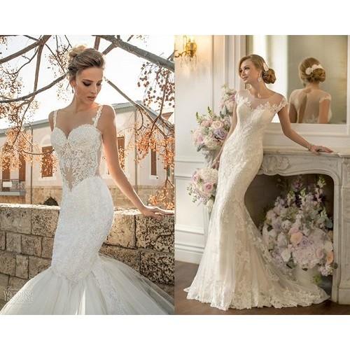 Bí quyết chọn váy cưới cô dâu phù hợp với dáng người-2