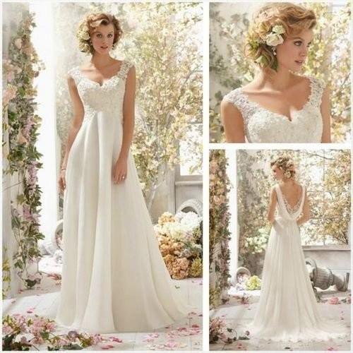 Bí quyết chọn váy cưới cô dâu phù hợp với dáng người-3