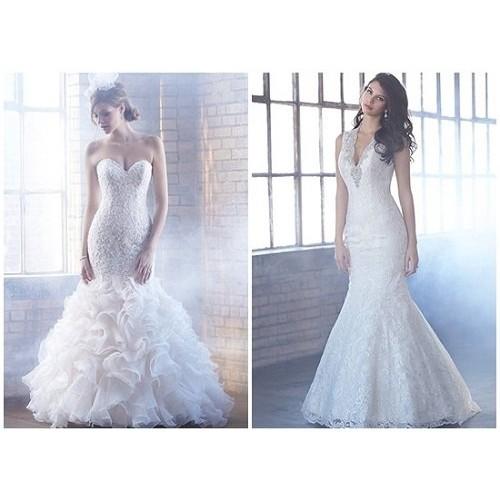 Bí quyết chọn váy cưới cô dâu phù hợp với dáng người-4