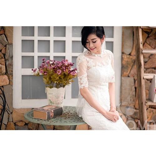 Bí quyết chọn váy cưới cô dâu phù hợp với dáng người-9