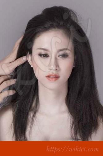 Bới tóc kiểu Hàn Quốc cho cô dâu tóc lỡ-1