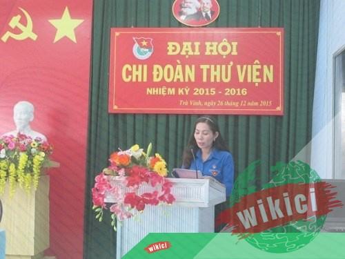 Những bài phát biểu tại đại hội chi đoàn-2