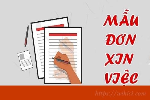 Những mẫu đơn xin việc viết tay hay, ấn tượng nhất-2