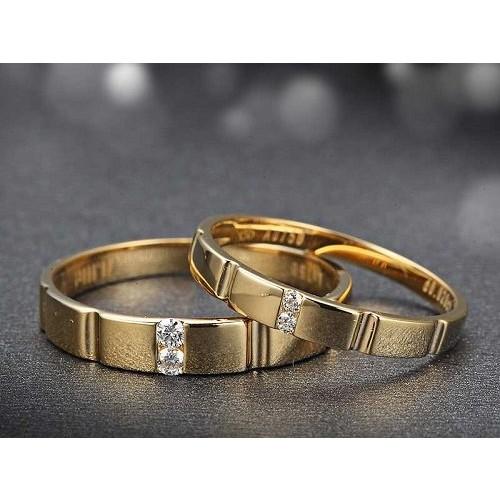Những mẫu nhẫn cưới đẹp, sang trọng nhất 2019-1