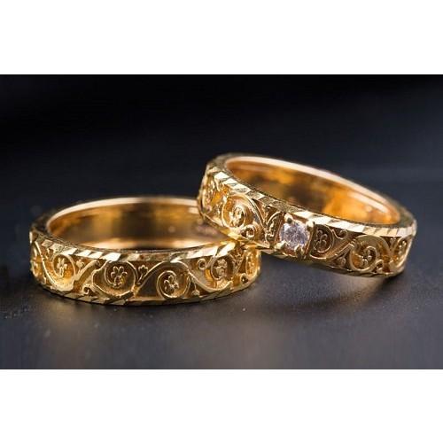 Những mẫu nhẫn cưới đẹp, sang trọng nhất 2019-2