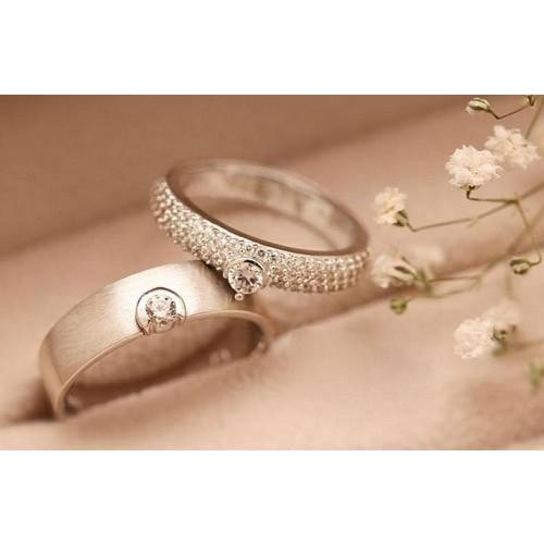 Những mẫu nhẫn cưới đẹp, sang trọng nhất 2019-3