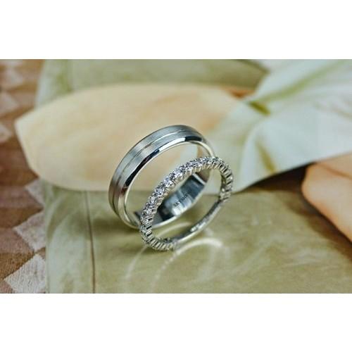Những mẫu nhẫn cưới đẹp, sang trọng nhất 2019-5