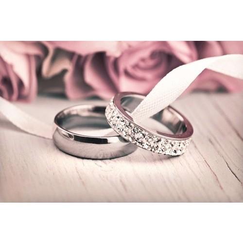 Những mẫu nhẫn cưới đẹp, sang trọng nhất 2019-9