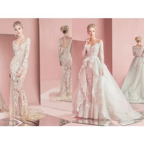 Những mẫu váy cưới công chúa giúp cô dâu đẹp tựa thiên thần-11