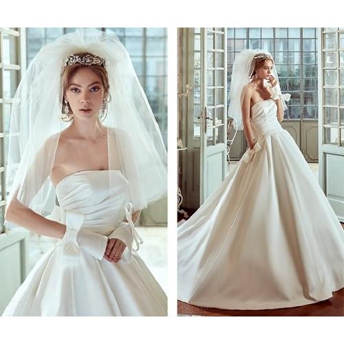 Những mẫu váy cưới công chúa giúp cô dâu đẹp tựa thiên thần-14