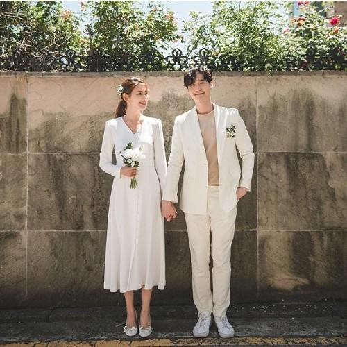 Những mẫu váy cưới công chúa giúp cô dâu đẹp tựa thiên thần-2