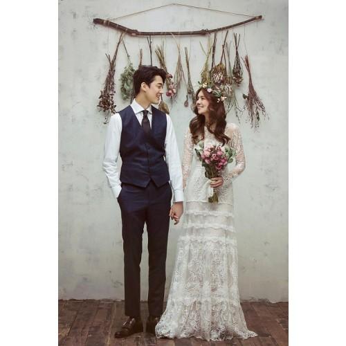 Những mẫu váy cưới công chúa giúp cô dâu đẹp tựa thiên thần-5
