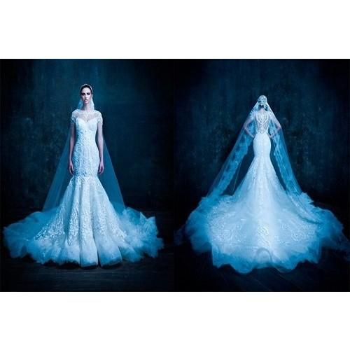 Những mẫu váy cưới đẹp nhất thế giới hiện nay-11