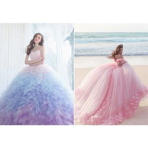Những mẫu váy cưới đẹp nhất thế giới hiện nay-2