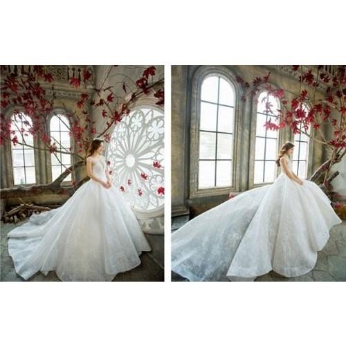 Những mẫu váy cưới đẹp nhất thế giới hiện nay-4
