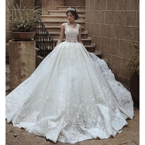 Những mẫu váy cưới đẹp nhất thế giới hiện nay-5
