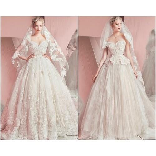 Những mẫu váy cưới đẹp nhất thế giới hiện nay-7