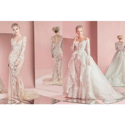 Những mẫu váy cưới đẹp nhất thế giới hiện nay-9