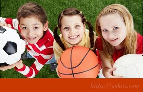 Những lợi ích tuyệt vời của thể thao đối với trẻ em-1
