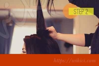Cách bới tóc cô dâu dịu dàng với hoa-2