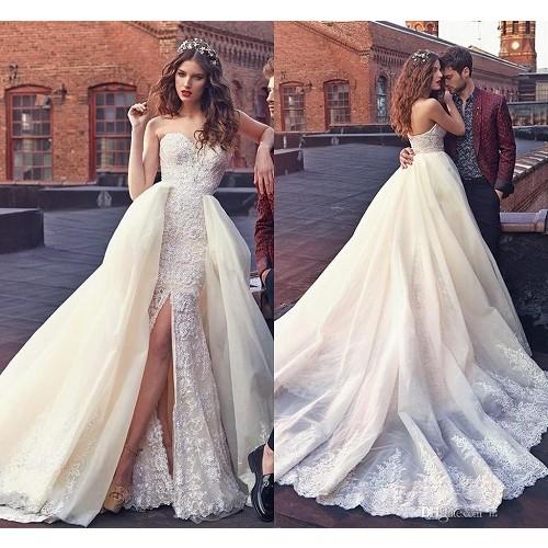 Cách chọn váy cưới cho cô dâu gầy xinh đẹp ngày cưới-5