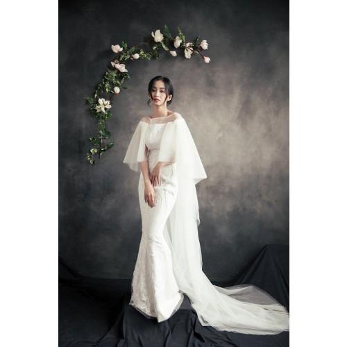 Cách chọn váy cưới cho cô dâu gầy xinh đẹp ngày cưới-6