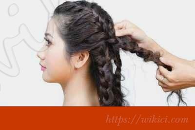 Cách làm tóc đơn giản cho cô dâu tại nhà-1