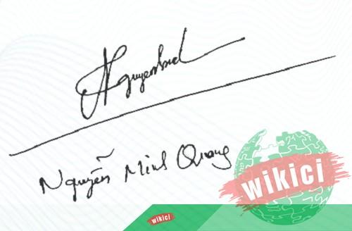 Cách tạo chữ ký đẹp, phong thủy theo tên Việt Nam online-7