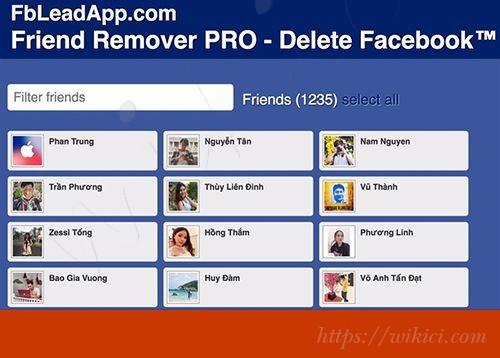 Cách tìm và xóa đi những bạn bè không tương tác với mình trên Facebook-4