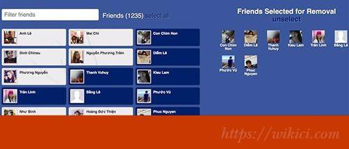Cách tìm và xóa đi những bạn bè không tương tác với mình trên Facebook-5