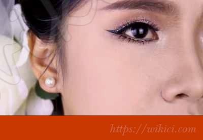 Cách trang điểm cho cô dâu mắt một mí-12