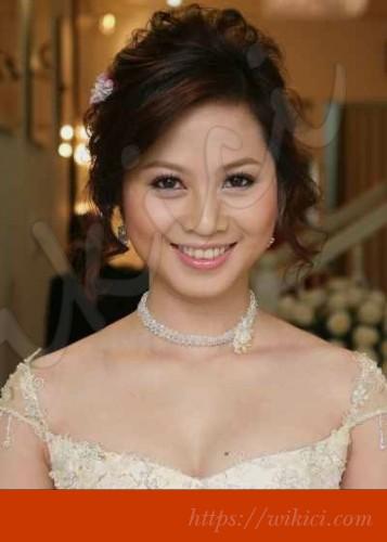 Cách trang điểm cô dâu có khuôn mặt tròn-19