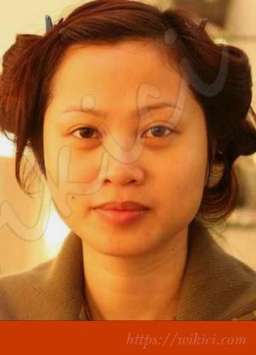 Cách trang điểm cô dâu có khuôn mặt tròn-2
