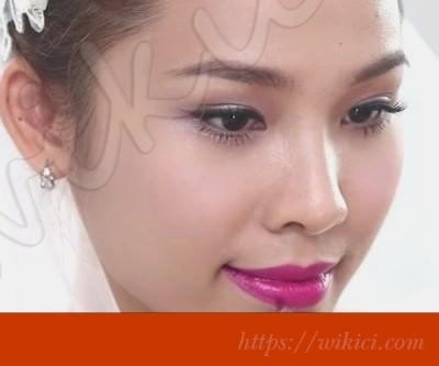 Cách trang điểm cô dâu theo phong cách Hàn Quốc-28
