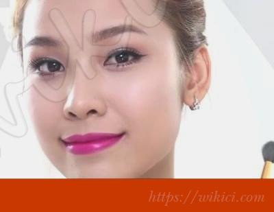 Cách trang điểm cô dâu theo phong cách Hàn Quốc-30