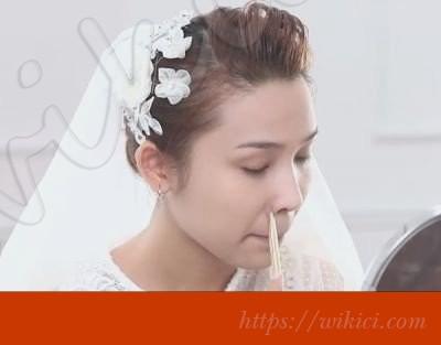 Cách trang điểm cô dâu theo phong cách Hàn Quốc-8