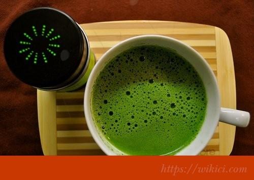 Cách uống bột trà xanh đúng cách như thế nào?-3