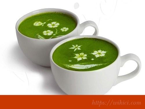 Cách uống bột trà xanh đúng cách như thế nào?-4
