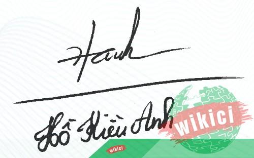 Chữ ký tên Anh – Những mẫu chữ ký tên Anh đẹp nhất-6