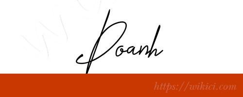 Chữ ký tên Doanh – Những mẫu chữ ký tên Doanh đẹp nhất-8