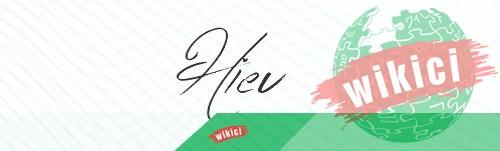Chữ ký tên Hiếu – Những mẫu chữ ký tên Hiếu đẹp nhất-6