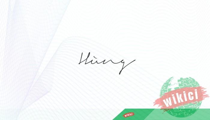 Chữ ký tên Hùng – Những mẫu chữ ký tên Hùng đẹp nhất-1