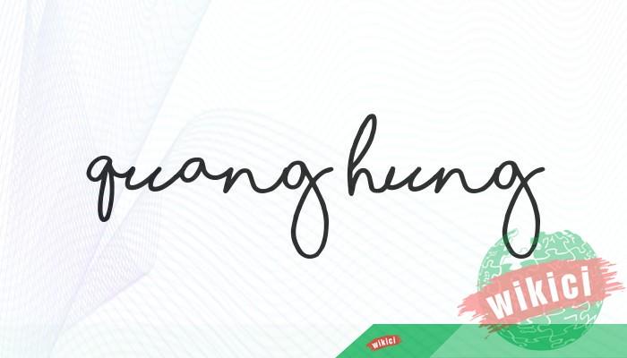 Chữ ký tên Hùng – Những mẫu chữ ký tên Hùng đẹp nhất-15