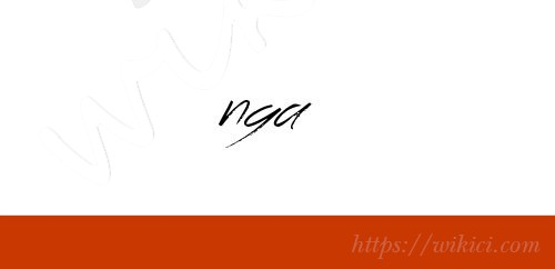Chữ ký tên Nga – Những mẫu chữ ký tên Nga đẹp nhất-7