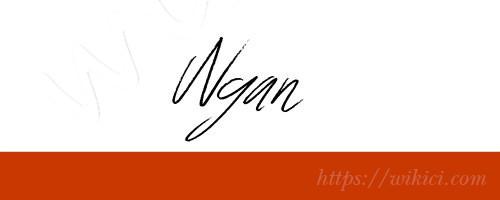 Chữ ký tên Ngân – Những mẫu chữ ký tên Ngân đẹp nhất-10