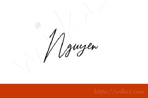 Chữ ký tên Nguyên – Những mẫu chữ ký tên Nguyên đẹp nhất-3