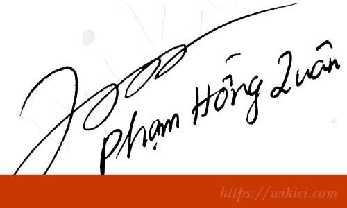 Chữ ký tên Quân – Những mẫu chữ ký tên Quân đẹp nhất-1