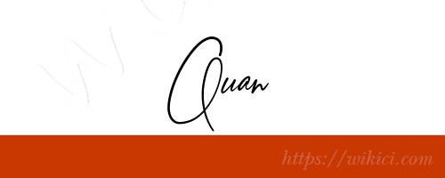Chữ ký tên Quân – Những mẫu chữ ký tên Quân đẹp nhất-11